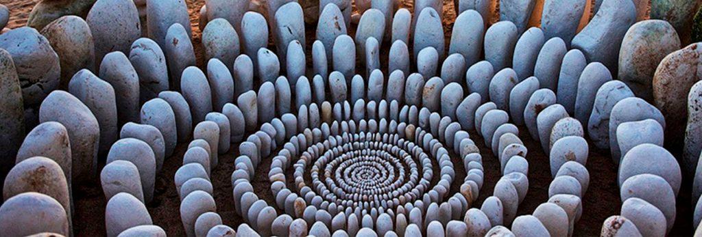 Hipnosis clínica background.
