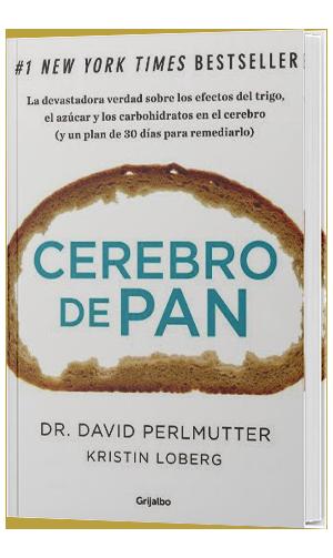 Libros de crecimiento personal: Cerebro de pan.