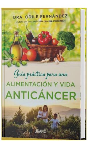 Libros de crecimiento personal: Alimentación y vida anticáncer.