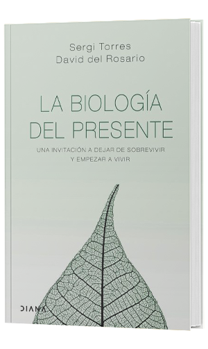 Libros de crecimiento personal: La biología del presente.