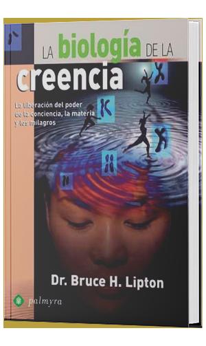 Libros de crecimiento personal: La biología de la creencia.