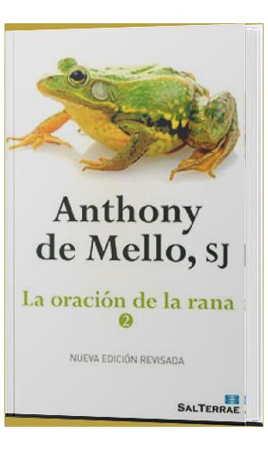 Libros de crecimiento personal: La oración de la rana.