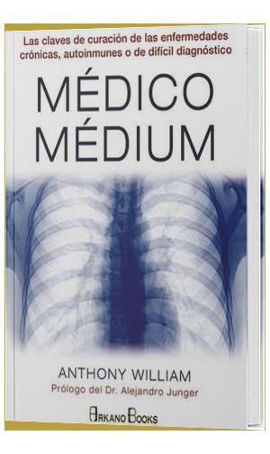 Libros de crecimiento personal: Médico Medium.