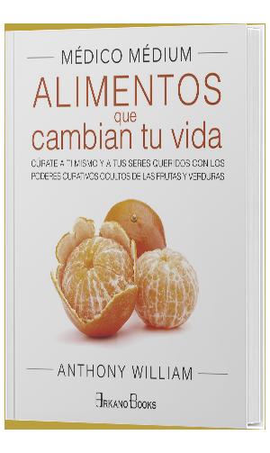 Libros de crecimiento personal: Alimentos que cambian tu vida.