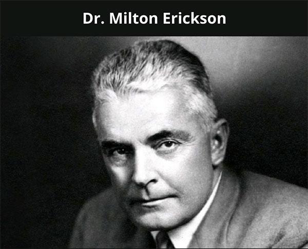 Terapia de hipnosis clínica ericksoniana